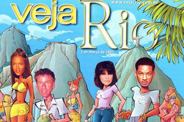 Revista Veja Rio 2005